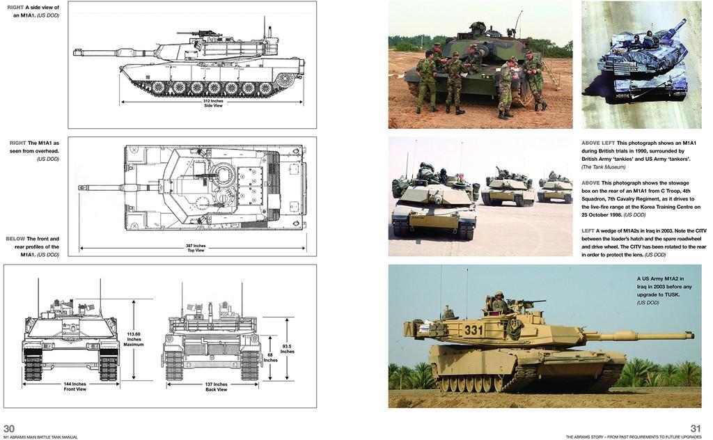 M1 Tank Workshop Manual