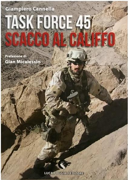 task force 45 scacco al califfo