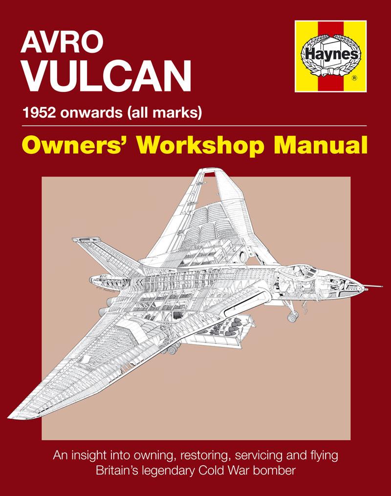 AVRO VULCAN 1952 ONWARDS (ALL MARKS)